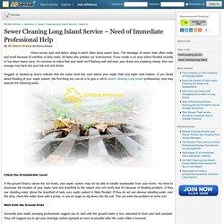 Need of Immediate Professional Help