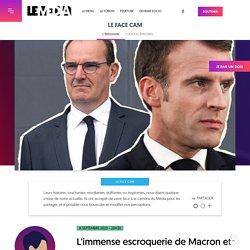 8 septembre 2020 - 20H30 L'immense escroquerie de Macron et de son plan de relance de 100 milliards