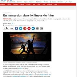 En immersion dans le fitness du futur