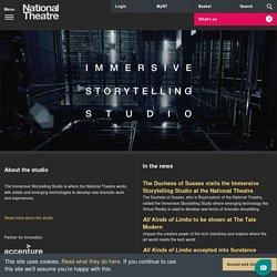 Immersive Storytelling Studio