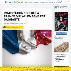 Immigration: qui de la France ou l'Allemagne est gagnante