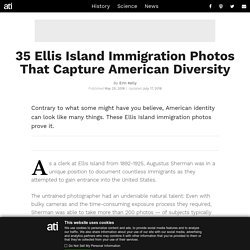 35 Ellis Island Immigration Photos That Capture American Diversity