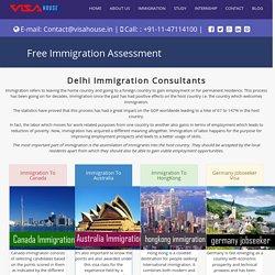 Best Immigration Consultant Delhi