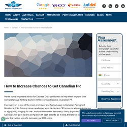 How to Increase Chances to Get Canadian PR
