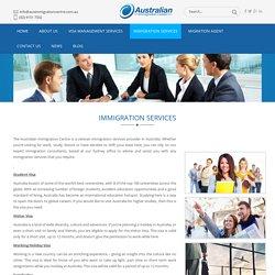 Immigration Consultants - Australian Immigration Centre