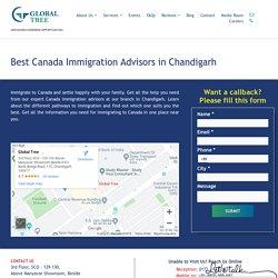 Canada PR/Immigration Consultants in Chandigarh