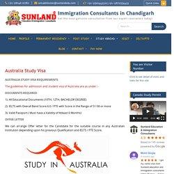 Looking for Australia Study Visa?