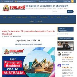 Australian Immigration Expert In Chandigarh - Immigration Consultants in Chandigarh