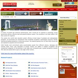 Immigration to USA, Visa Consultants - India