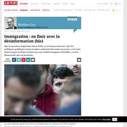 Immigration : en finir avec la désinformation (bis)