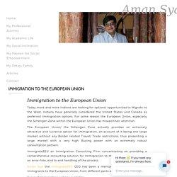 Immigration to the European Union