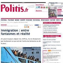 Immigration : entre fantasmes et réalité