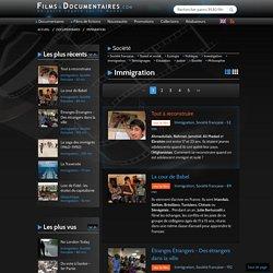 Société: Immigration - FilmsDocumentaires.com