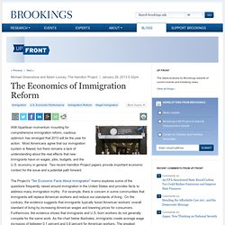 The Economics of Immigration Reform