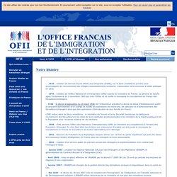 OFII - Office Français de l'Immigration et de l'Intégration