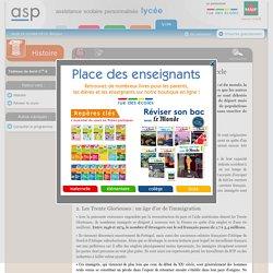 Immigration et société française au XXe siècle - Réviser le cours - Histoire - Première S - Assistance scolaire personnalisée et gratuite - ASP