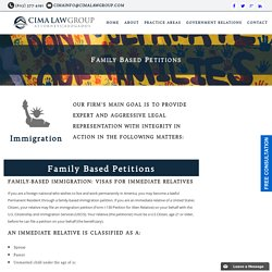 Family Immigration Lawyer in Phoenix, Arizona