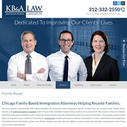 Family immigration lawyers chicago