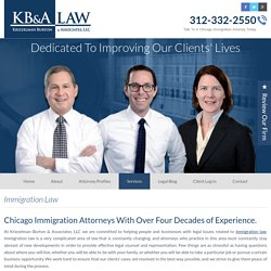 Immigration attorneys chicago