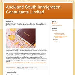 Skilled Migrant Visa in NZ: Understanding the Application Process