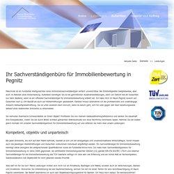 Sachverständiger für Immobilienbewertung in Pegnitz