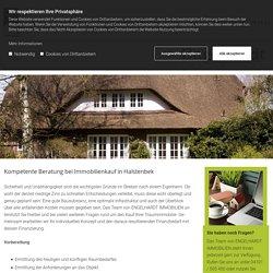 Beratung bei Immobilienkauf in Halstenbek in Pinneberg