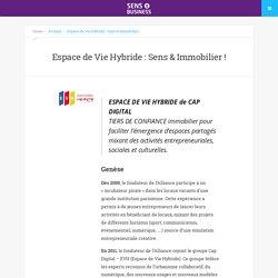 Espace de Vie Hybride : Sens & Immobilier !