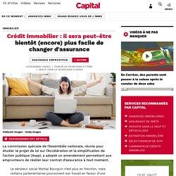 Crédit immobilier : il sera peut-être bientôt (encore) plus facile de changer...