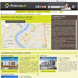 L'immobilier neuf à Bordeaux La Bastide : 3 programmes neufs