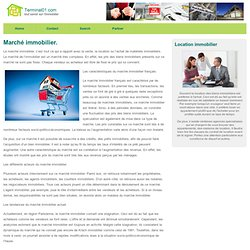 Achat Immobilier, Agent Immobilier, Courtier Immobilier, Location Immobilier, Avenir Immobilier