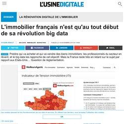 L'immobilier français n'est qu'au tout début de sa révolution big data