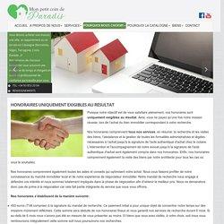 Chasseur immobilier francophone en Catalogne: Honoraires