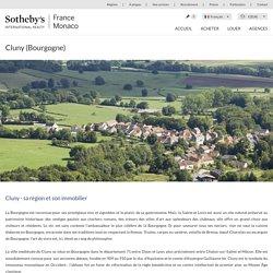 La région & le marché immobilier de prestige de Cluny - Sotheby's International Realty France - Monaco