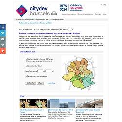 Bruxelles immobilier : l'inventaire de l'immobilier à Bruxelles pour entreprise et PME (inventimmo.be)
