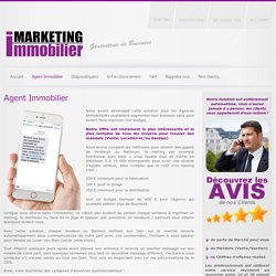 Agent Immobilier, rentrez plus de mandat grâce à Marketing Immobilier