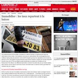 Immobilier : les taux repartent à la baisse - 05/12/2015 - ladepeche.fr
