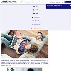 Immobilier: La vente en ligne séduit de plus en plus les acheteurs