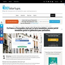 La Carte Immobilière, premier portail immobilier gratuit et géolocalisé pour particuliers.