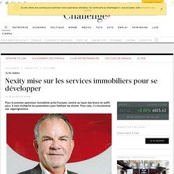 Nexity mise sur les services immobiliers pour se développer - Challenges.fr