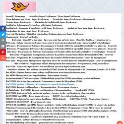 L'évaluation des immobilisations amortissables à la clôture de l'exercice - SuperProfesseur.com : spécialiste des cours de Marketing, soutien scolaire, coaching,cours en ligne et de la formation professionnelle