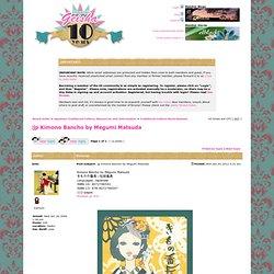 View topic - :jp Kimono Bancho by Megumi Matsuda