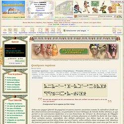 Immortelle Égypte, don du Nil, bénie des dieux, berceau des fils de Rê.