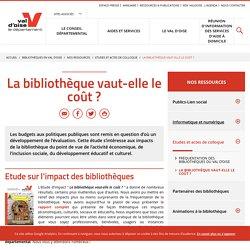 Impact des bibliothèques _ rapport_conseil départemental du val d'oise