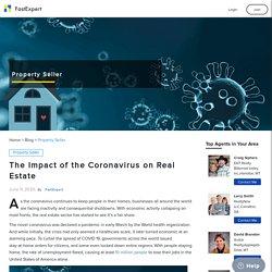Impact of the Coronavirus on Real Estate Market