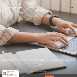 The Impact of COVID-19 on the UI/UX Design Market 2020