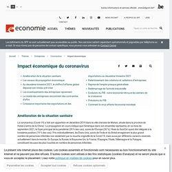 Impact économique du coronavirus