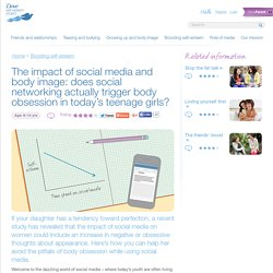 Impact of Social Media on Teenagers – Dove Self-Esteem
