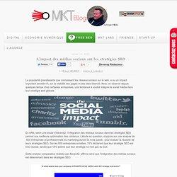 L'impact des médias sociaux sur les stratégies SEO