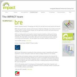 Impact : The IMPACT team