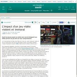 L'impact d'un jeu vidéo violent et immoral